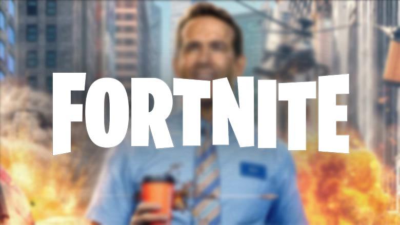 fortnite free guy collab