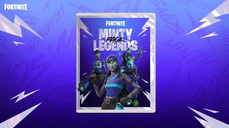 fortnite minty legends bundle