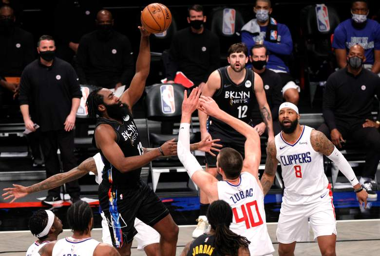 Nets and Clippers