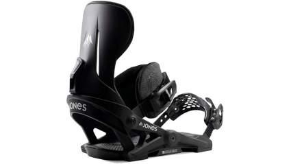 jones snowboards mercury snowboard binding