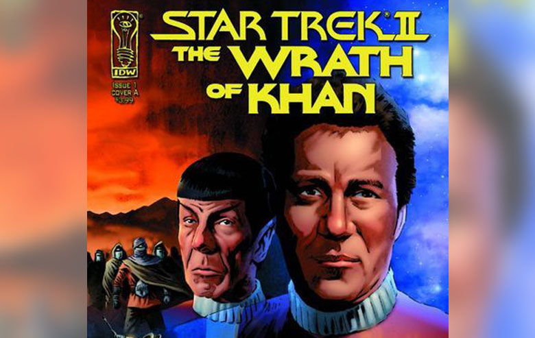 """""""The Wrath of Khan"""" Issue #1"""