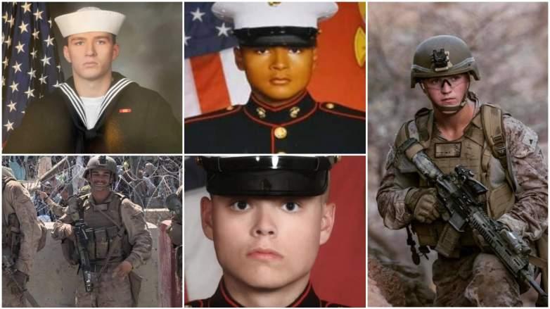 marines killed afghanistan