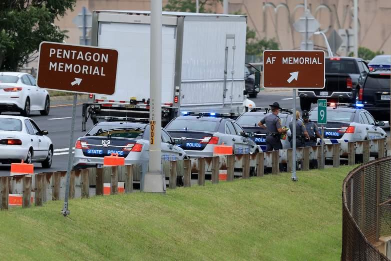 pentagon police officer killed