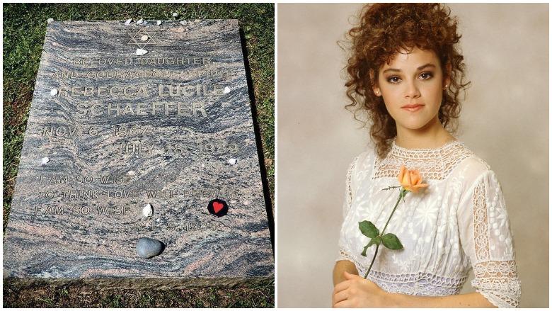 rebecca schaeffer death autopsy