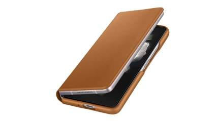 samsung leather z fold 3 case