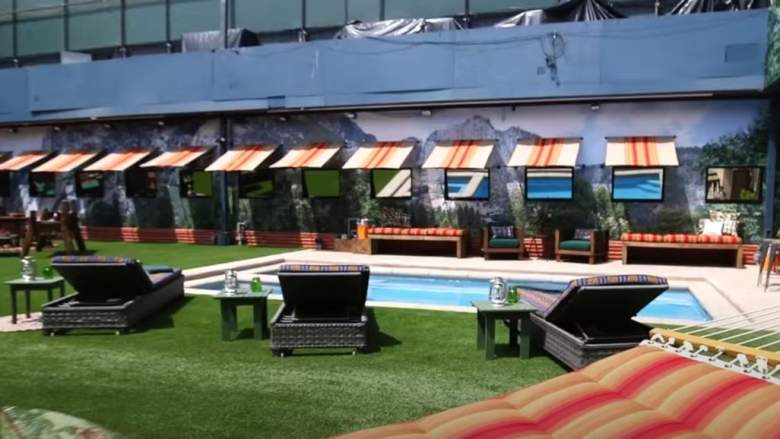 Big Brother house