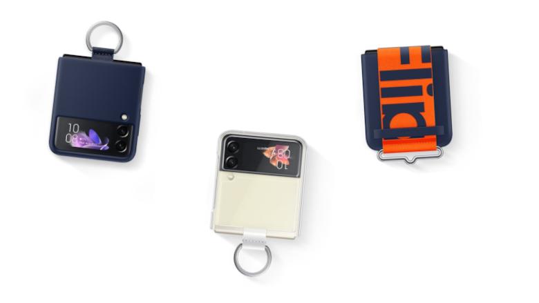 z flip 3 cases