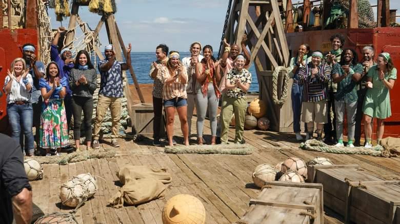 The cast of 'Survivor 41'
