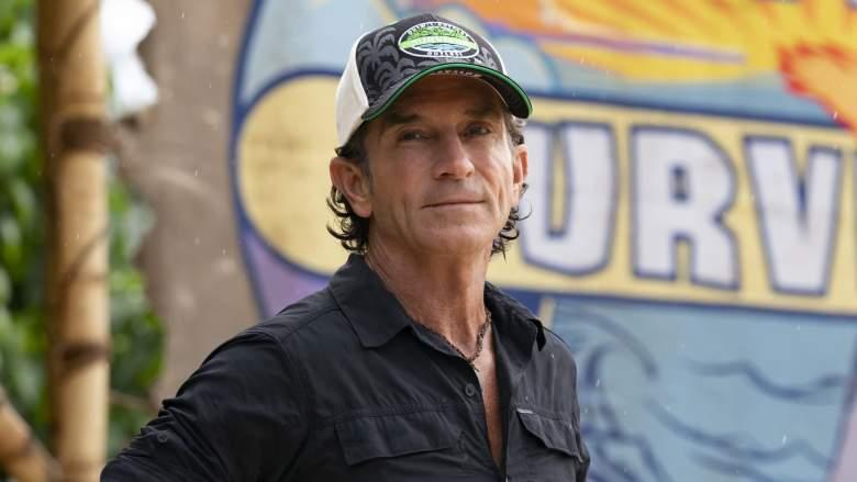 Executive Producer Jeff Probst returns to host 'Survivor'
