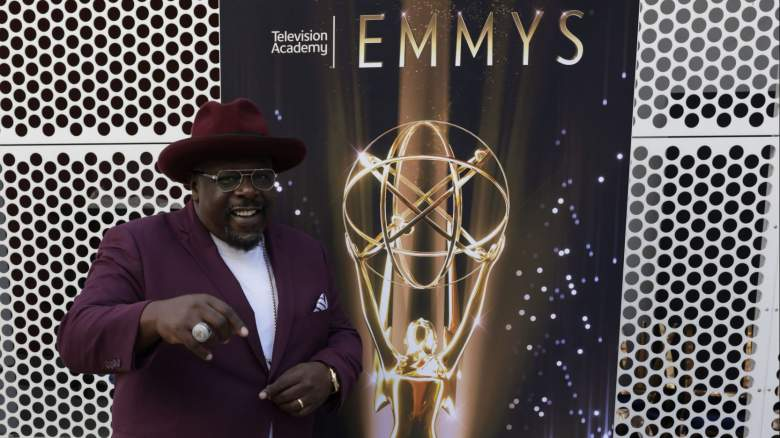 Cedric the Entertainer hosts the 2021 Emmy Awards on CBS