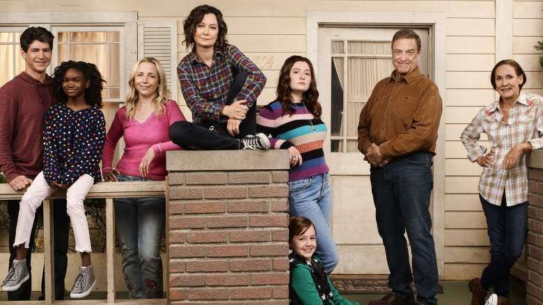 The cast of 'The Conners'