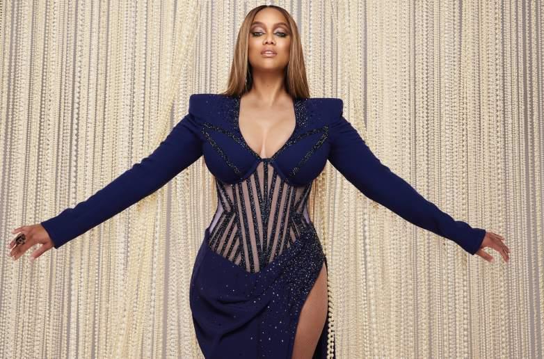 Tyra Banks of 'Dancing With the Stars'