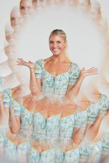 'The Talk' co-host Amanda Kloots