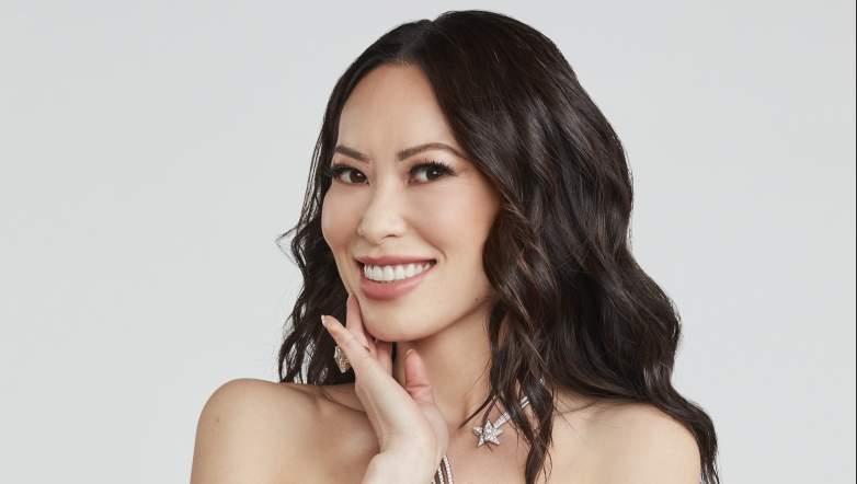 Reality star Christine Chiu