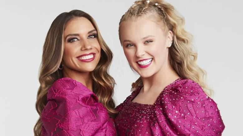 Jenna Johnson and JoJo Siwa on 'Dancing With the Stars' season 30