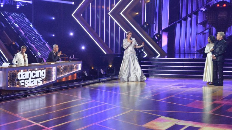 DWTS first elimination