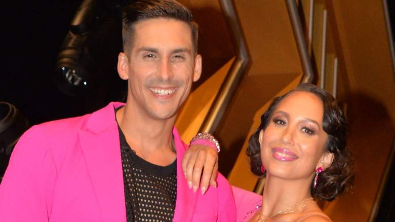 Cody Rigsby and Cheryl Burke on 'Dancing With the Stars' season 30