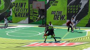 "The Bulls' Zach LaVine has a role in NBA2K's new ""Dew Zone"""
