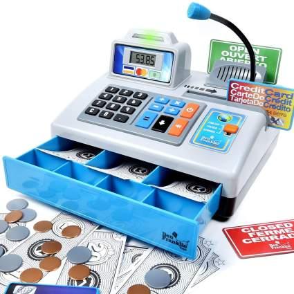 Ben Franklin Toys Talking Toy Cash Register