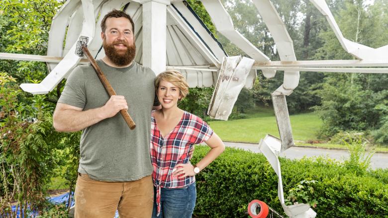Ben and Erin Napier