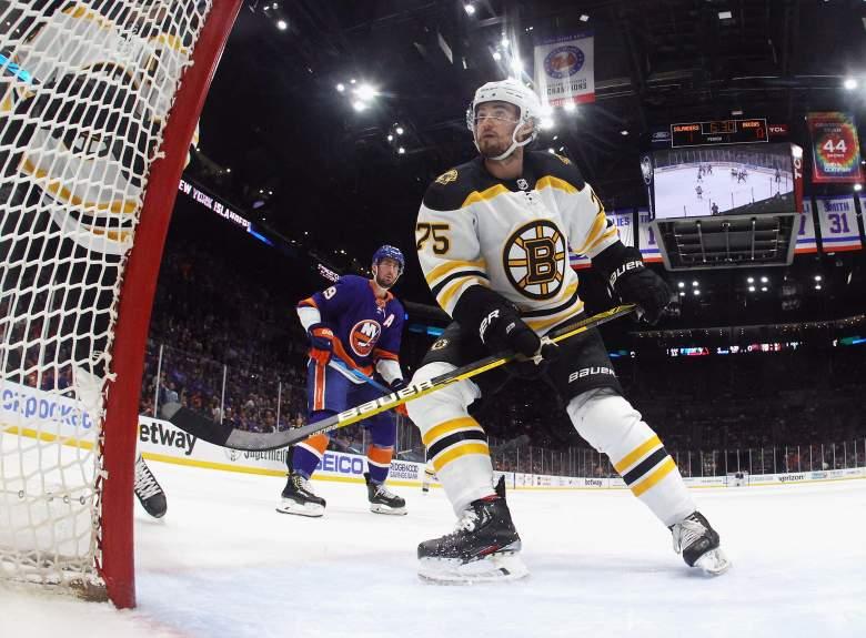Bruins Capitals Preseason Live Stream