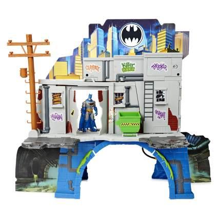 DC Comics Batman 3-in-1 Batcave Playset