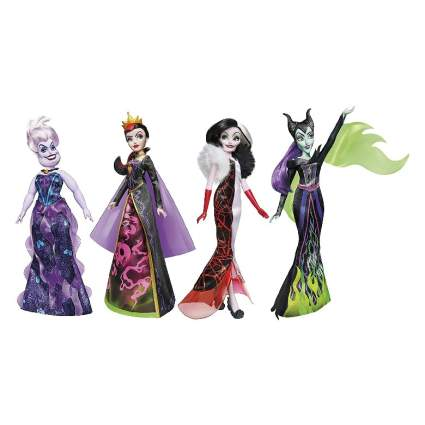Disney Villains Black and Brights Collection