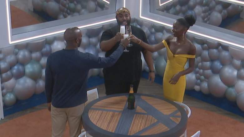 The 'Big Brother 23' final 3