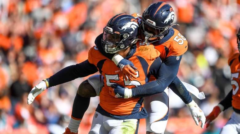 Bradley Chubb Broncos