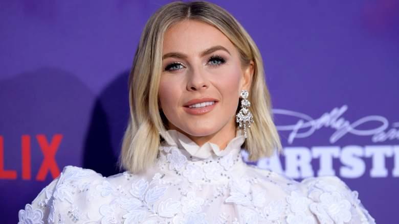 "Julianne Hough attends the Netflix Premiere of Dolly Parton's ""Heartstrings"""
