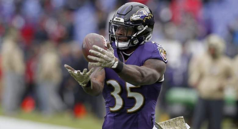 Ravens sign ex-Giants RB Devonta Freeman