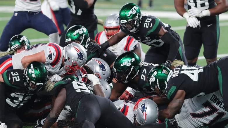 New York Jets New England Patriots