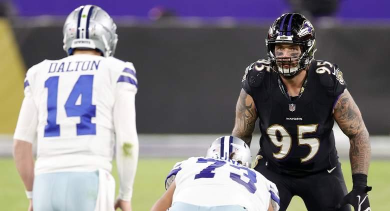 Ravens Derek Wolfe