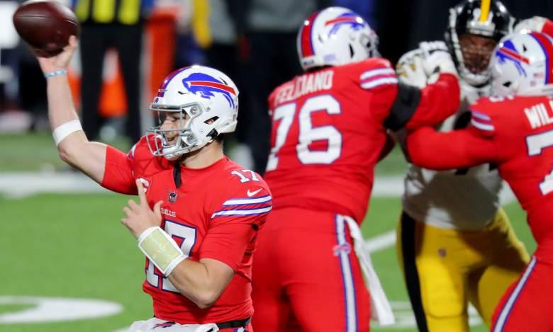 Bills vs Steelers watch