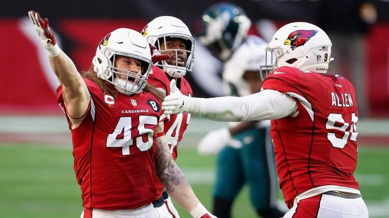 Dennis Gardeck - Arizona Cardinals