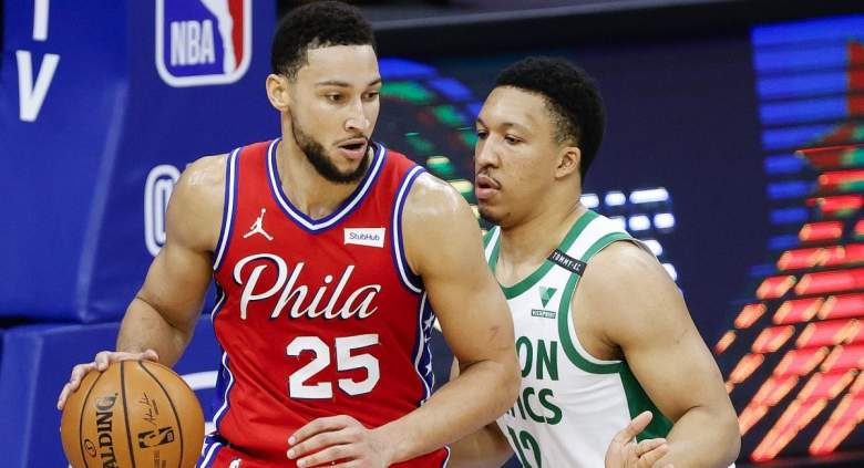 Celtics urged to make run at Ben Simmons