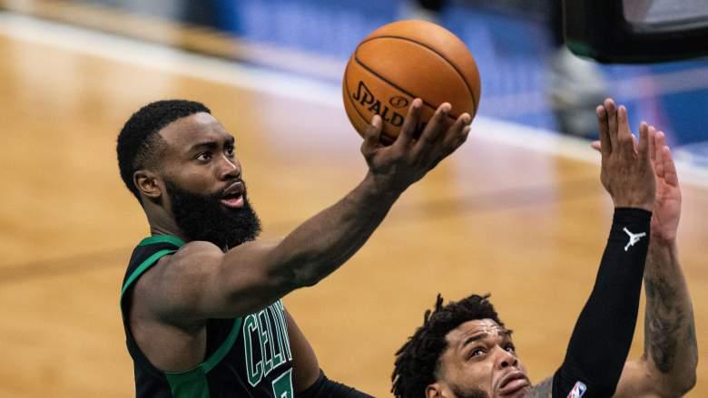 Jaylen Brown, Celtics