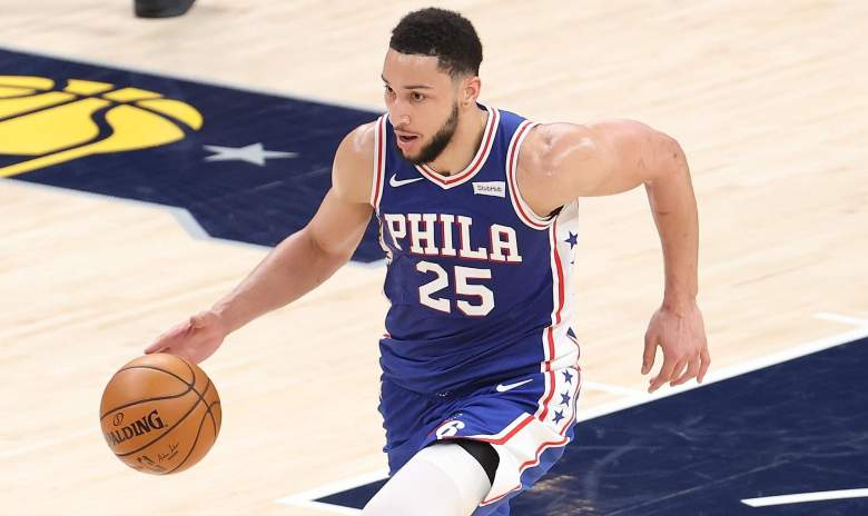 Ben Simmons Clippers