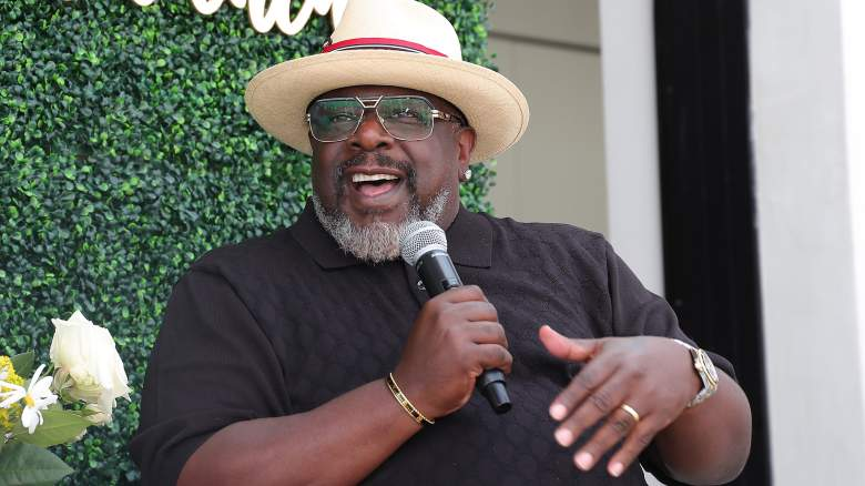 Cedric the Entertainer hosts the 2021 Primetime Emmys