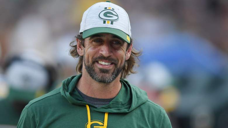 Aaron Rodgers McAfee