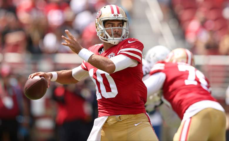 how to watch 49ers vs lions