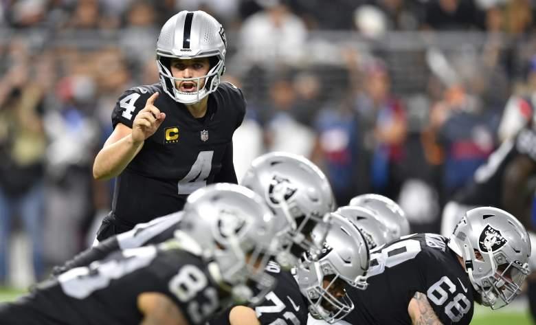 Raiders vs Steelers watch