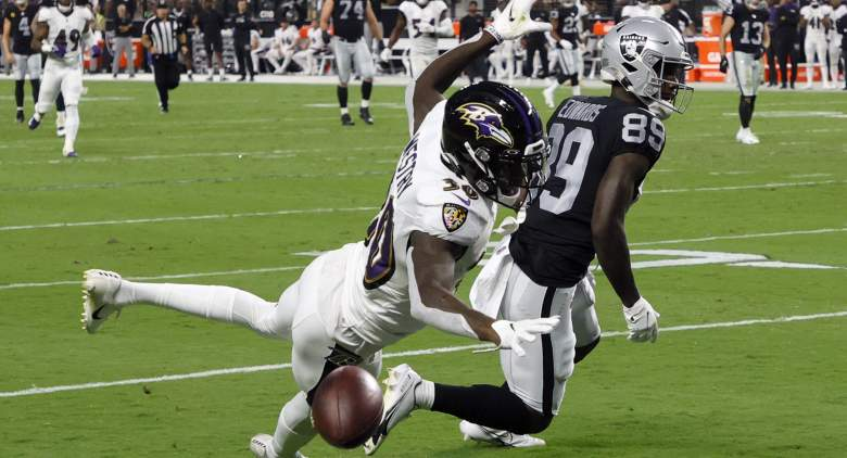 Ravens Chris Westry