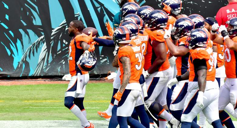 Kareem Jackson Broncos
