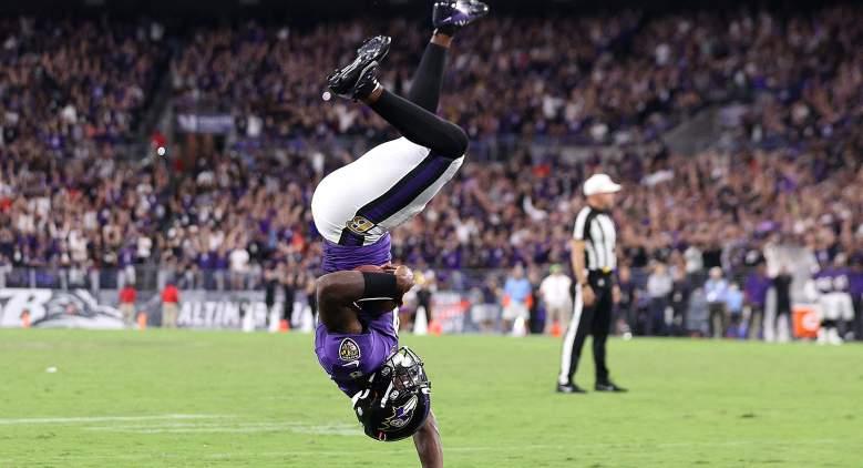 Ravens Lamar Jackson