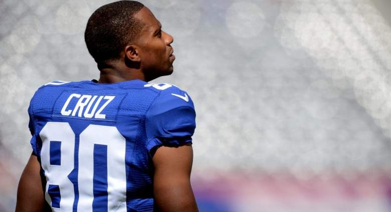 Victor Cruz expects big season from Sterling Shepard
