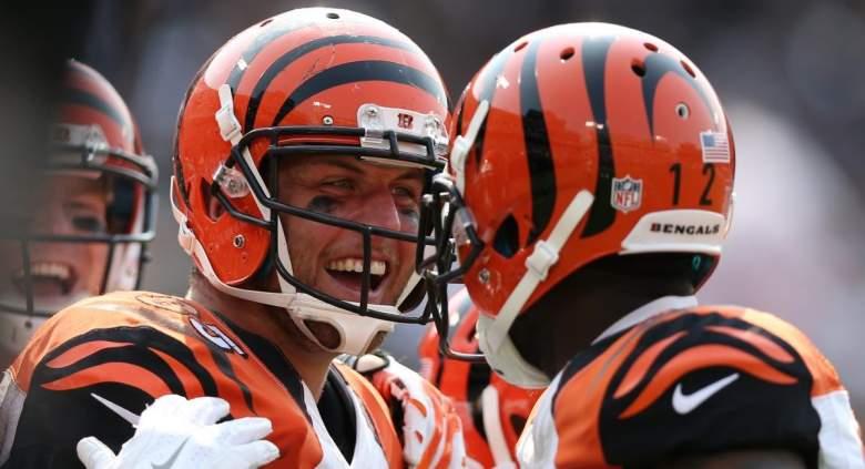 Giants urged to pursue Tyler Eifert
