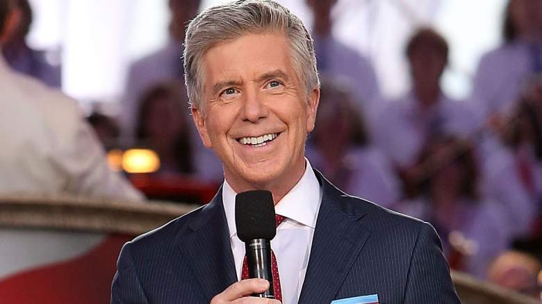 Tom Bergeron onstage during A Capitol Fourth