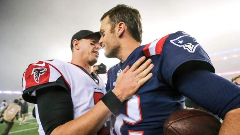 Tom Brady trolls Falcons