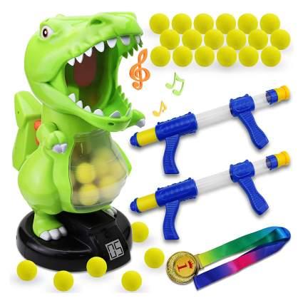 Halovin Dinosaur Shooting Game